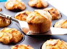 Muffiny z białą czekoladą - ugotuj