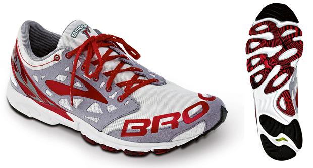 Startówki - buty do sportowego biegania, buty sportowe, bieganie, sport, Brooks T7 Racer