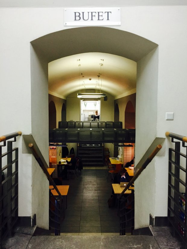 Bufet Uniwersytetu Warszawskiego