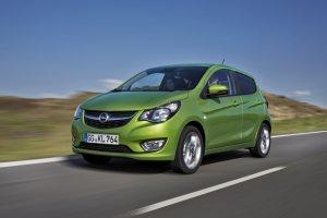 Opel Karl | Ceny w Polsce | W środku stawki