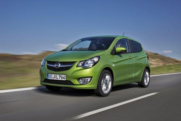 Opel Karl | Ceny w Polsce | W �rodku stawki