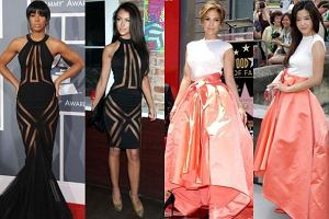 Monika Pietrasińska, Kelly Rowland, Jennifer Lopez, Jun Ji-hyun
