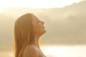 Oddychanie - czy wiesz jak robić to dobrze?