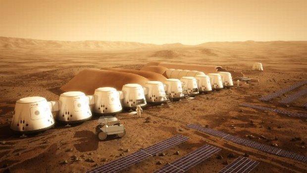 Chcesz lecieć na Marsa i założyć tam pierwszą kolonię? Po bilet w jedną stronę zgłosiło się... 200 tys. chętnych