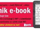Czytnik Onyx BOOX i62HD Angel Glow za 599 zł