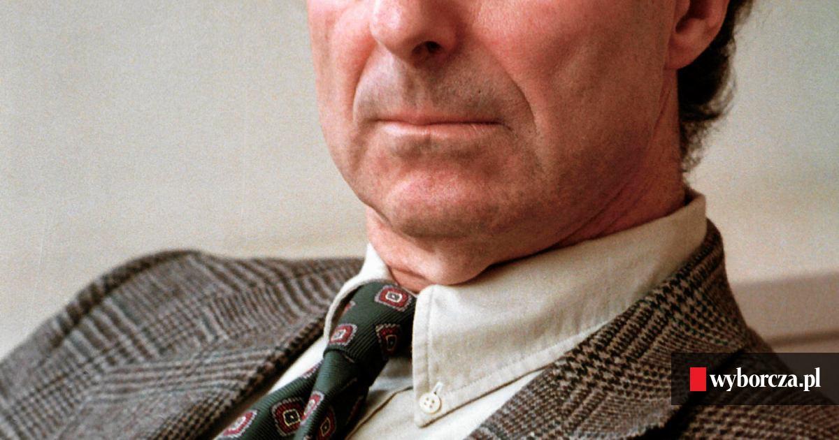 Philip Roth Nie żyje. Wybitny Pisarz Zmarł W Wieku 85 Lat