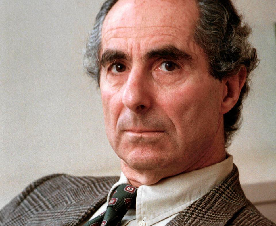 Philip Roth w 1993 r.