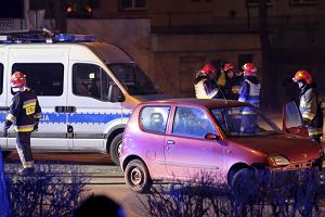 Sąd: Kierowca seicento nie powinien był zostać zatrzymany po zderzeniu z limuzyną Szydło