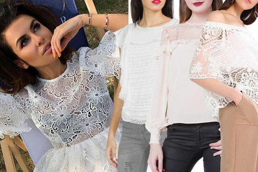 cabffccca3 Koronkowa sukienka Siwiec to hit tego lata. A jeszcze piękniejszą ...