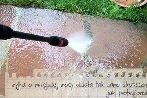 Jak wyczy�ci� taras? Testujemy myjki ci�nieniowe