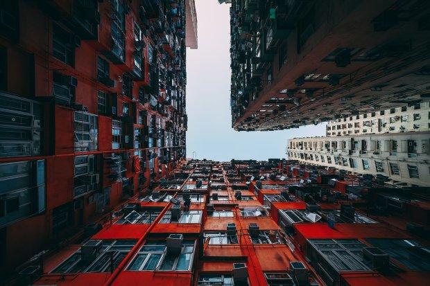 Blokowiska w Hongkongu