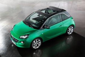 Opel Adam z dachem Swing Top i nową skrzynią biegów
