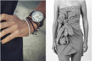 Jakie ubrania możesz zabrać facetowi i jak włączyć je do swojej garderoby?