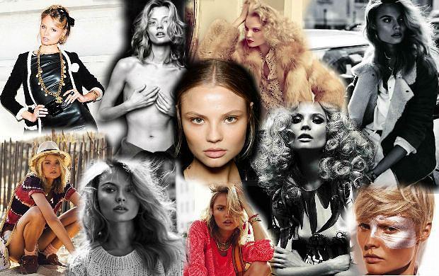 Magdalena Fr�ckowiak - wybierz najlepsz� sesj� zdj�ciow� modelki