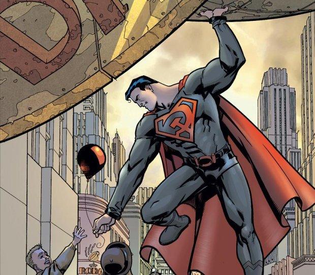 """Co by by�o, gdyby Superman-niemowlak wyl�dowa� w radzieckiej Ukrainie? Znakomity komiks """"Czerwony syn"""""""
