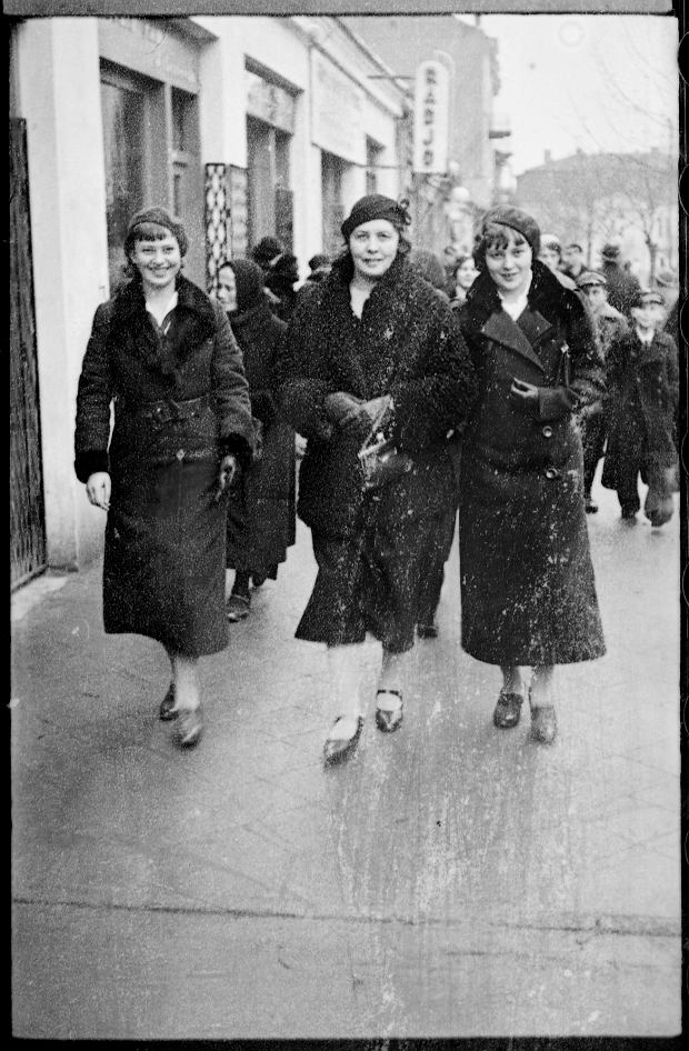 Zdjęcie numer 1 w galerii - Zdarzyło się... 1 listopada 1936 roku. Niepublikowane zdjęcia sprzed 81 lat
