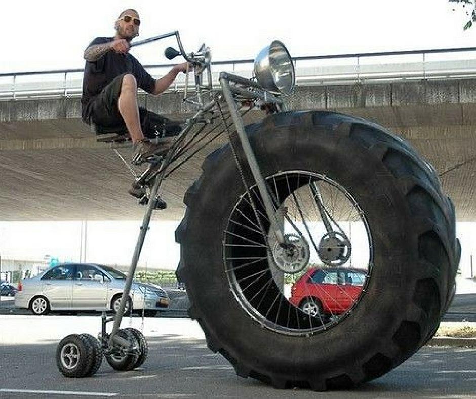 Rower - monster