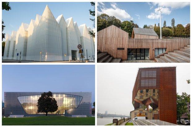 Z tych polskich budynk�w jeste�my dumni. Maj� szans� na architektoniczne Oscary?