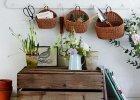 Dekoracje z wikliny i drewna: w zgodzie z natur�