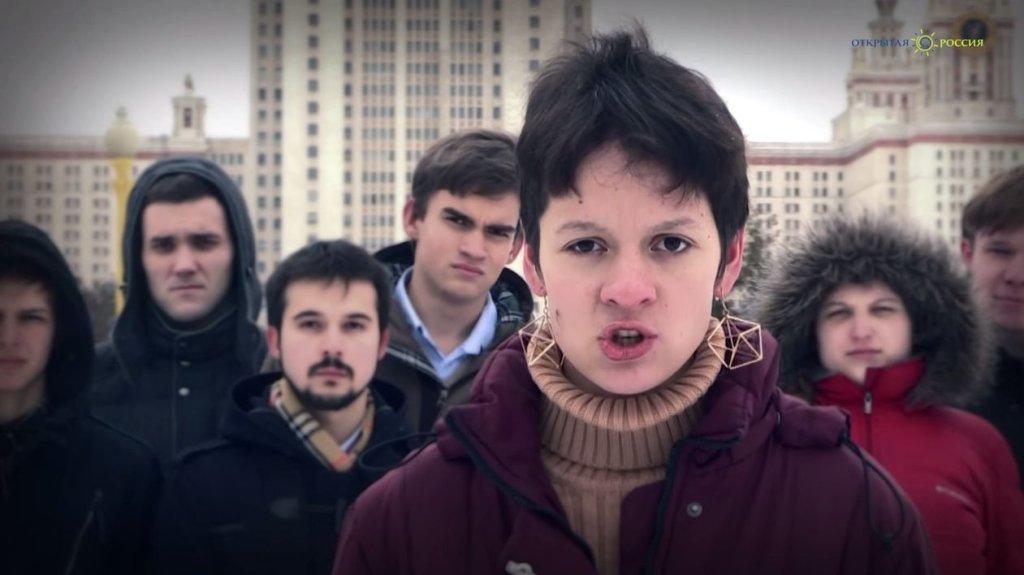 Rosyjscy studenci odpowiadają ukraińskim