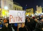 Putin leci we wtorek do Orbana. Mieszka�cy Budapesztu wychodz� w prote�cie na ulice