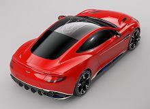 Aston Martin Vanquish S | W hołdzie pilotom