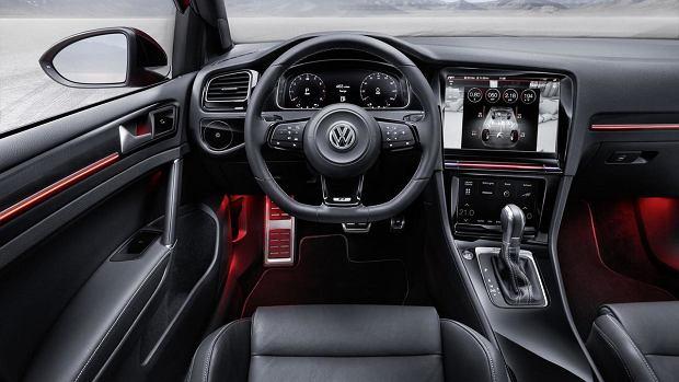 Nowy Volkswagen Golf | Pierwsze zdjęcia i informacje
