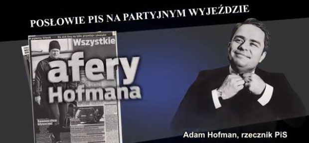 """""""PiS - obciach w Polsce, obciach w Europie"""". Platforma odpowiada na spot Prawa i Sprawiedliwo�ci"""