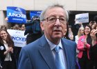 Parlament Europejski wybra� Jean-Claude'a Junckera na nowego przewodnicz�cego Komisji Europejskiej