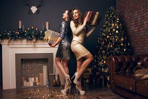 Sukienki na Święta dopasowane do 3 różnych sylwetek - klepsydra, jabłko, gruszka