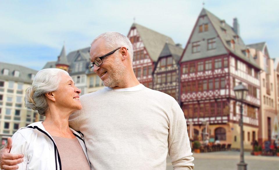 W Niemczech wiek emerytalny kobiet to 67 lat.