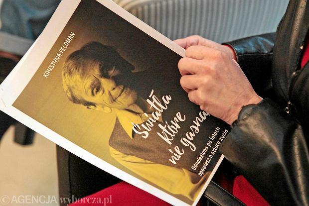 """Można już kupić powieść Krystyny Feldman. """"Światła, które nie gasną"""""""