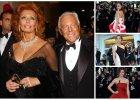 Giorgio Armani, mistrz minimalizmu i kobiecej elegancji, ko�czy 80 lat! Oto najpi�kniejsze suknie, w jakie ubra� swoje muzy