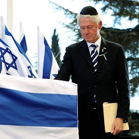 Na pogrzebie Peresa dwaj prezydenci Polski. Obama: Odszed� gigant XXI w.