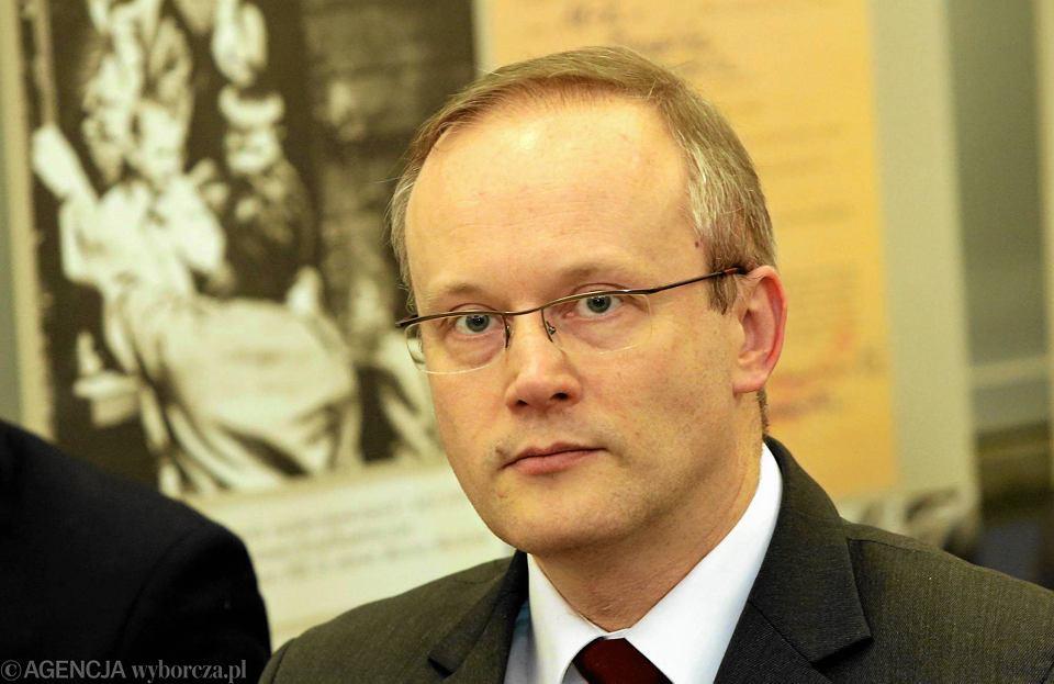 Łukasz Kamiński, przewodniczący Instytutu Pamięci Narodowej
