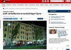 Niemiecka prasa: Zatrzymany Syryjczyk jest bardzo niebezpieczny
