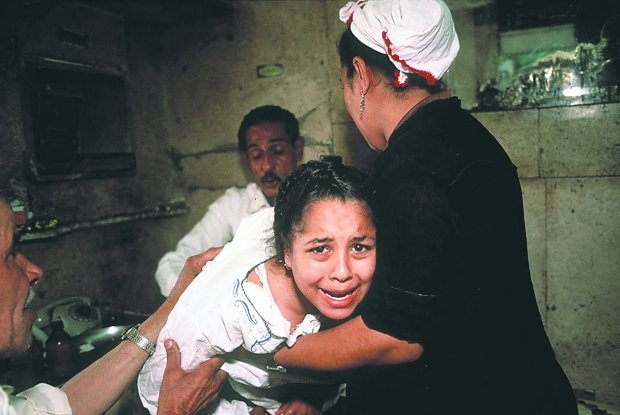 Piekło Egipcjanek: Kobieta zwodzi mężczyznę tym, co ma pomiędzy nogami. Dlatego należy to wyciąć