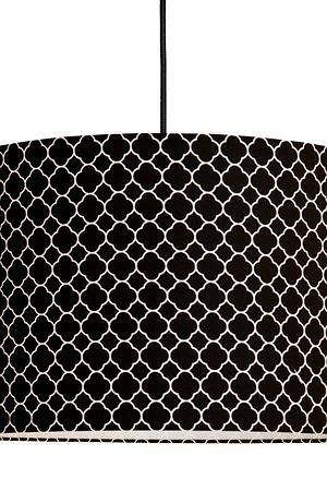 Lampa sufitowa koniczyna marokańska