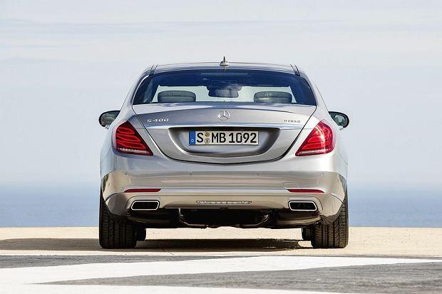 Za najtańszą odmianę modelu S klasy trzeba zapłacić 360 tysięcy złotych