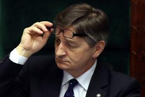 PO: Kuchciński chce karać opozycję. Plany zmian w regulaminie Sejmu