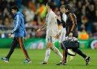 Liga Mistrz�w. Ronaldo zszed� z treningu