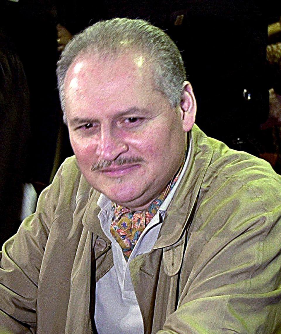 Słynny terrorysta Carlos, alias 'Szakal', zdjęcie z 28 listopada 2000 r.