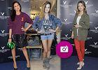 Marina Łuczenko, Joanna Horodyńska czy Ada Fijał - kto wyglądał najlepiej na otwarciu American Eagle Outfitters?