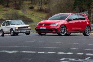 Golf GTI Clubsport S bije rekord Nurburgringu!