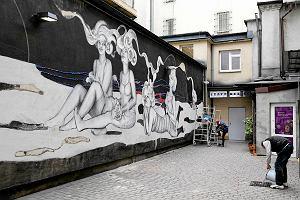 W Katowicach powstanie mural. Sam mo�esz go zrobi�