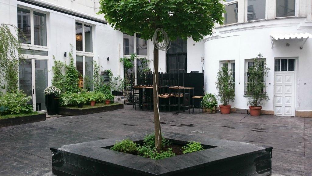Ogródki Warszawa