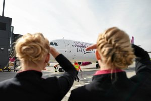 Nowy Airbus A321 Wizz Aira
