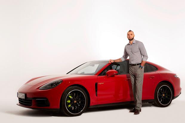 Marcin Gortat ma nowy samochód. To piękna limuzyna za pół miliona zł