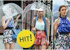 Parasolki DeeZee w stylu gwiazd - transparentność jest hot!