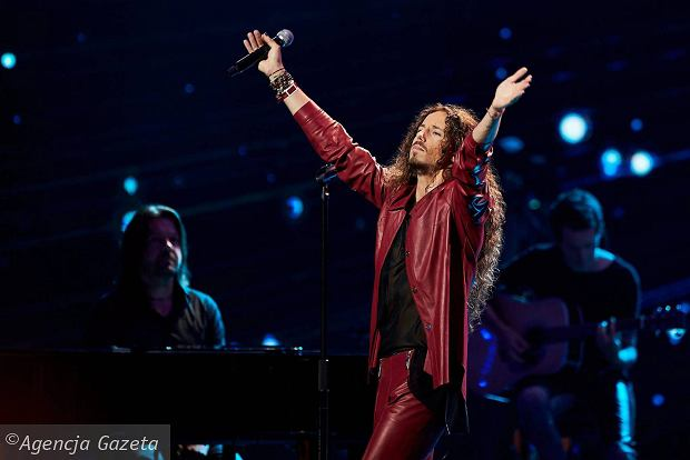 Sopot Top of the Top Festival 2017. Michał Szpak